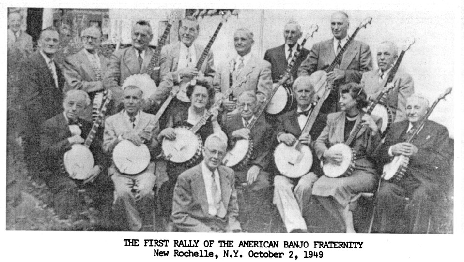 First Banjo Rally